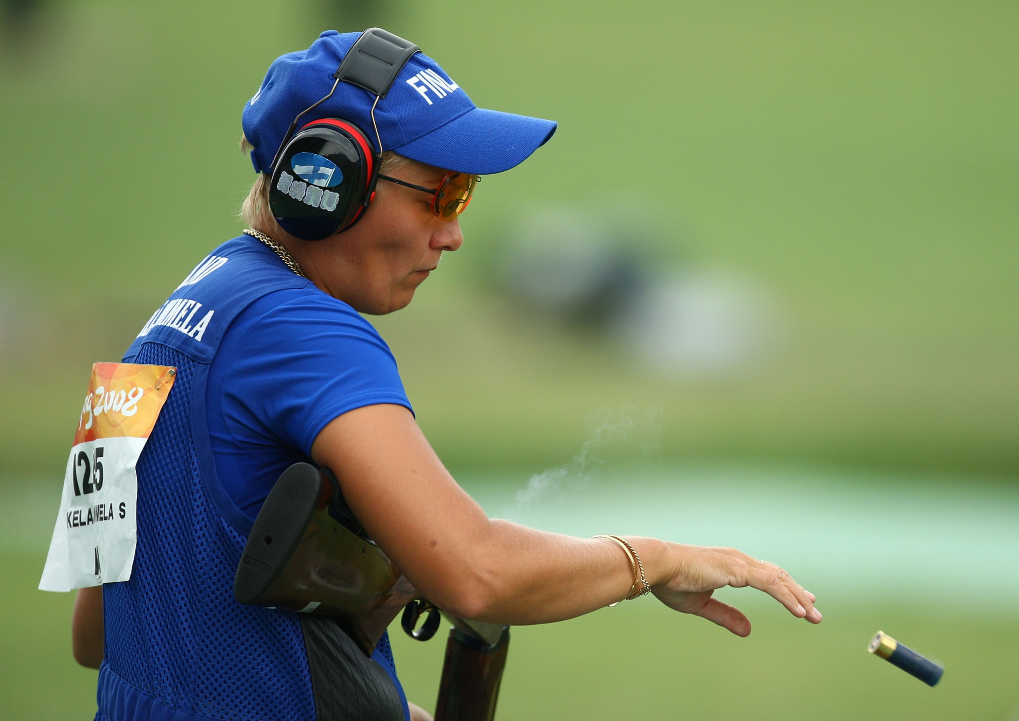 Makela-Nummela sets world record in trap qualifying but then fails to medal at Acapulco ISSF World Cup