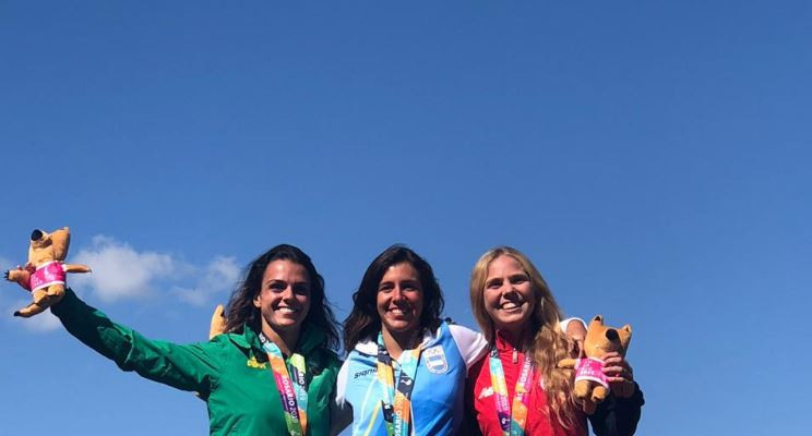 Two golds for Argentina on South American Beach Games day five