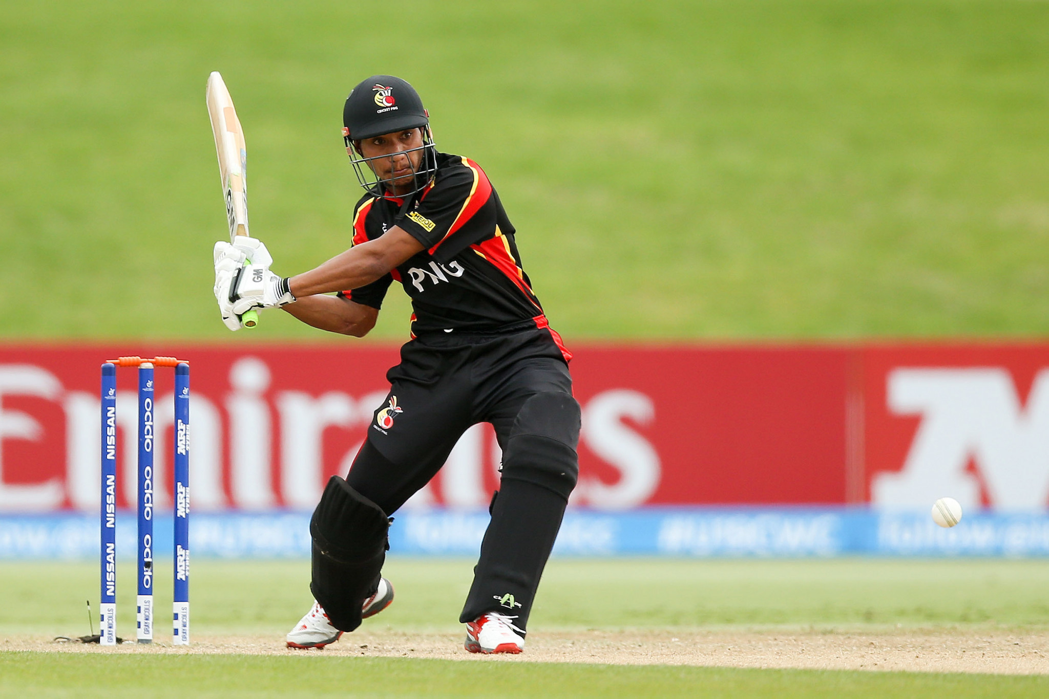 Papua New Guinea target Twenty20 progression on home soil at East Asia-Pacific regional finals