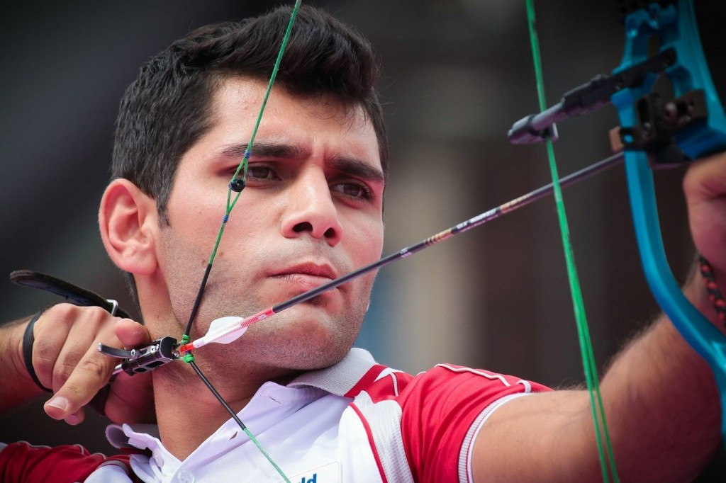 Elmaagacli breaks Turkey's duck with compound men's gold at Archery World Cup Final