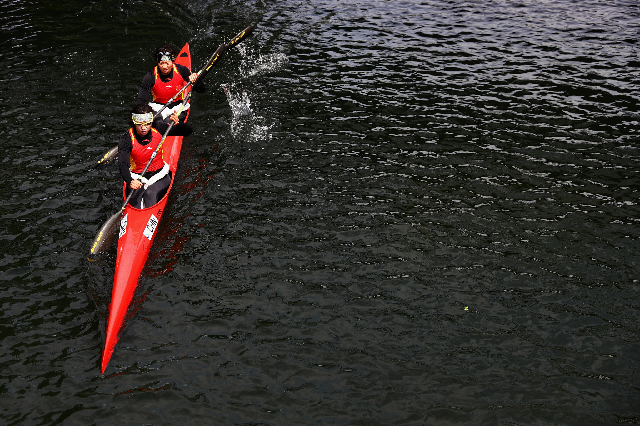 Canoeing looked ahead to various major events at the meeting in Beijing ©Getty Images