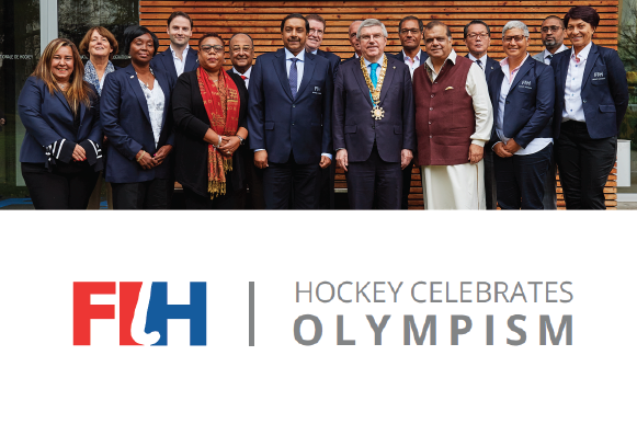 The FIH Executive Board held their first meeting of the year at their headquarters in Lausanne ©FIH
