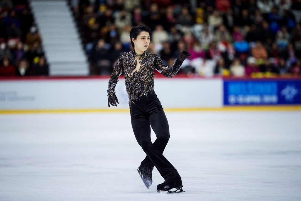 Two-time Olympic champion Yuzuru Hanyu will be aiming for home success at the ISU World Figure Skating Championships in Japanese city Saitama ©ISU
