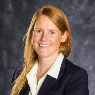 Katie Bynum is joining USOC as chief of staff ©LinkedIn