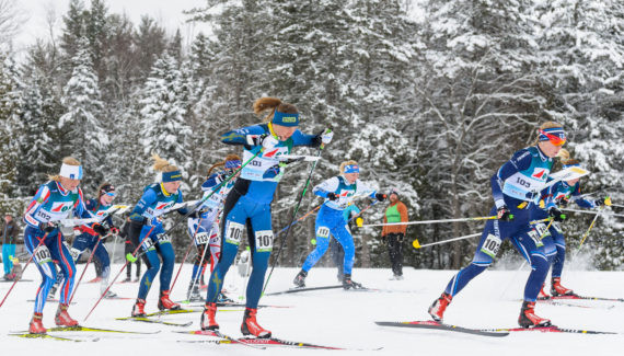 More than 80 elite ski orienteerers from 13 countries are due to compete in Piteå ©IOF