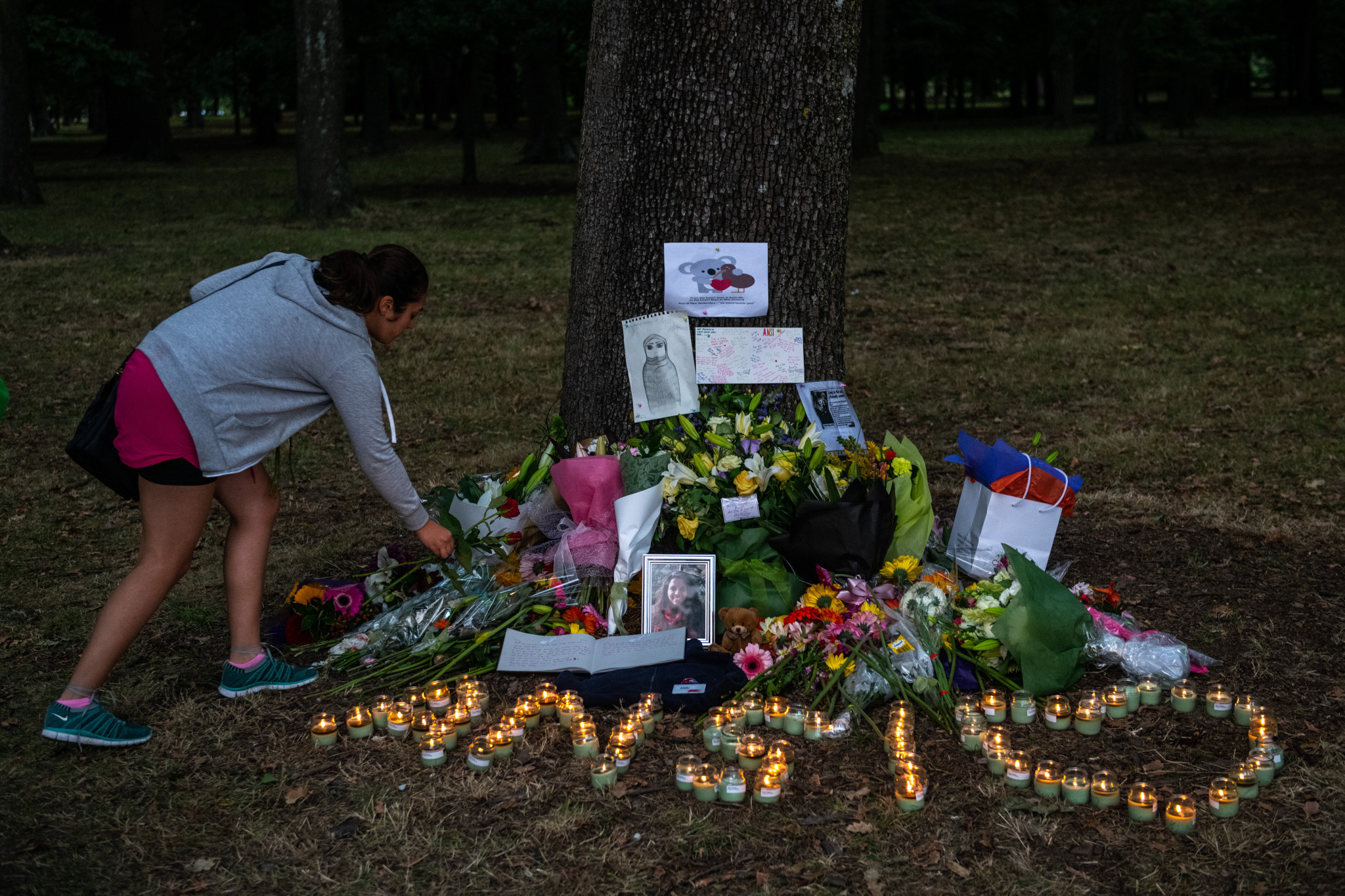The world has been left shocked by the terrorist attacks at mosques in Christchurch ©Getty Images
