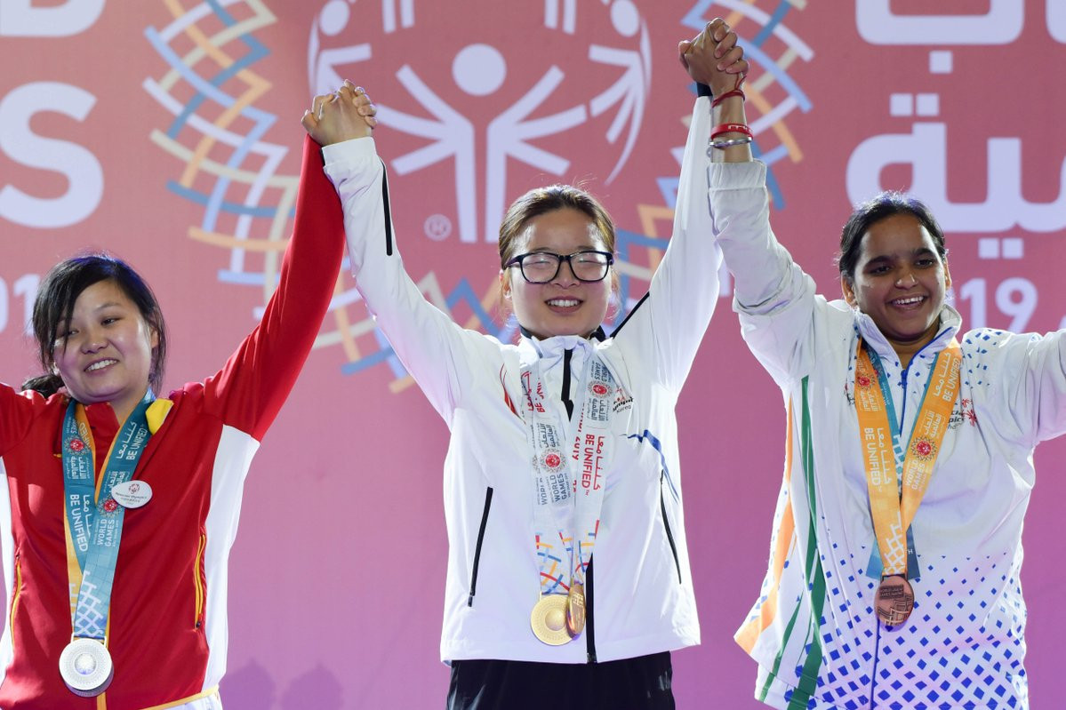 Busiest day of Special Olympic World Summer Games sees medals awarded in 18 sports