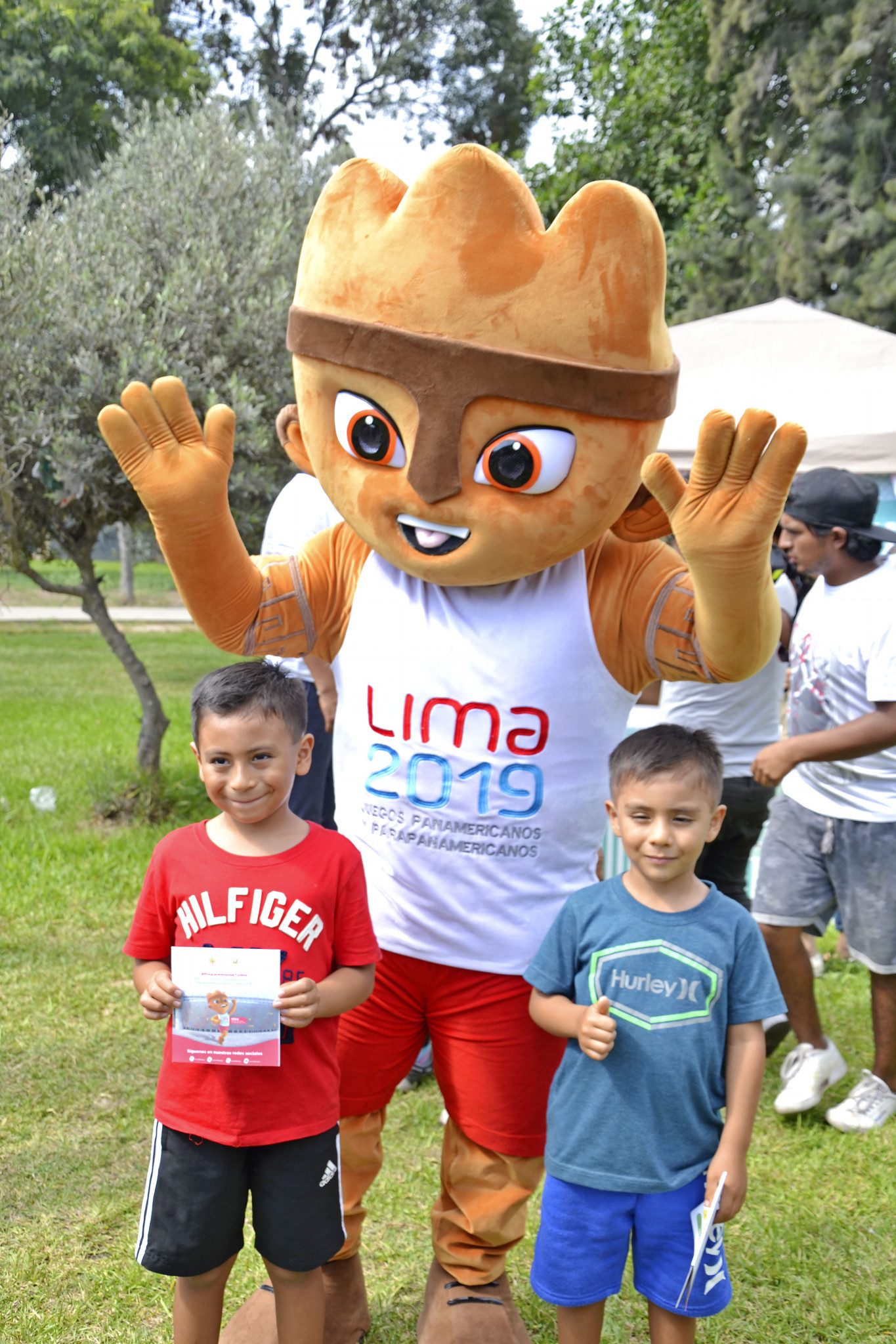 La Victoria will not host any sport at Lima 2019 but organisers want to spread the Games around the capital ©Lima 2019