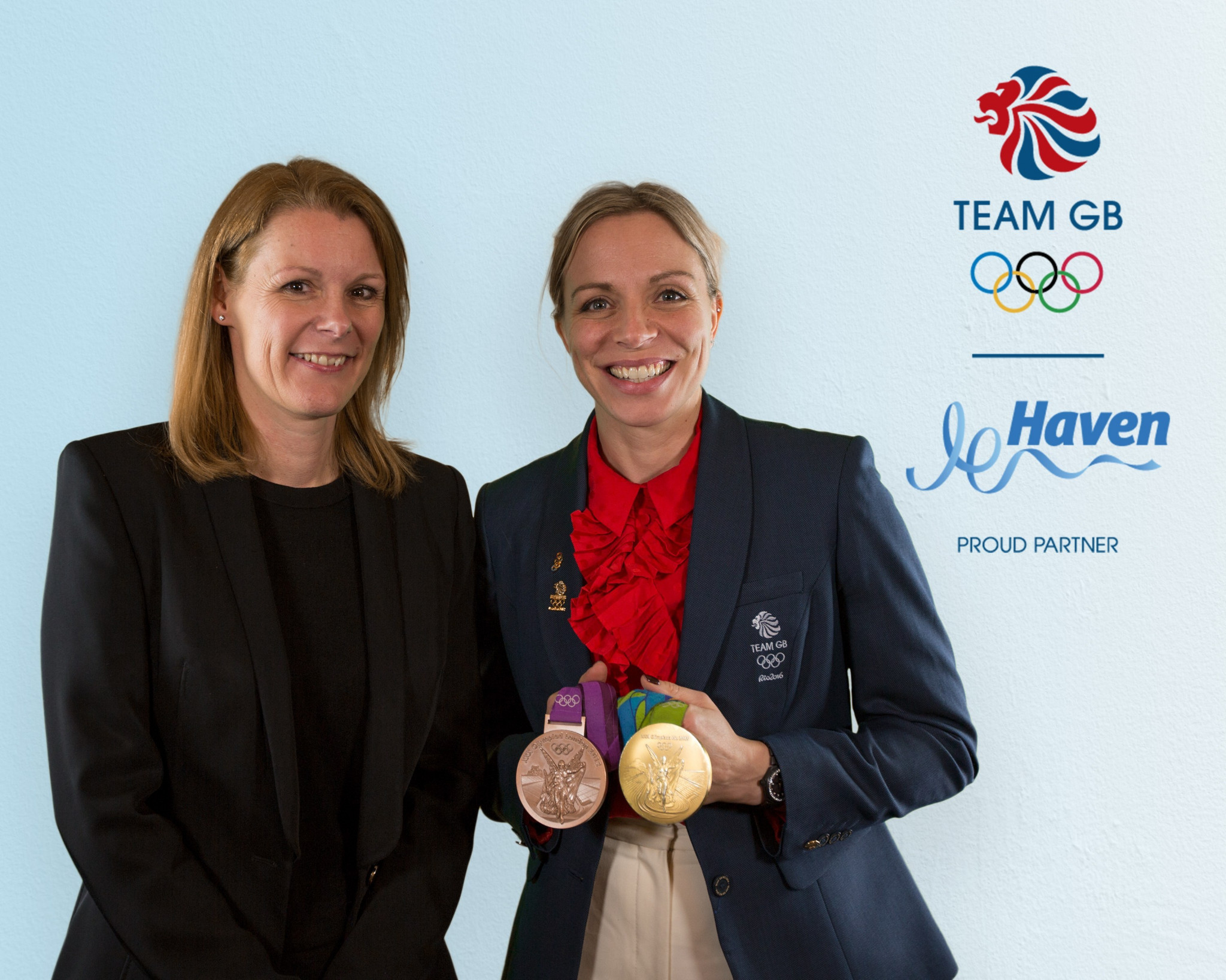 Haven become Team GB's official partner ahead of Tokyo 2020 as Persimmon deal funds grassroots