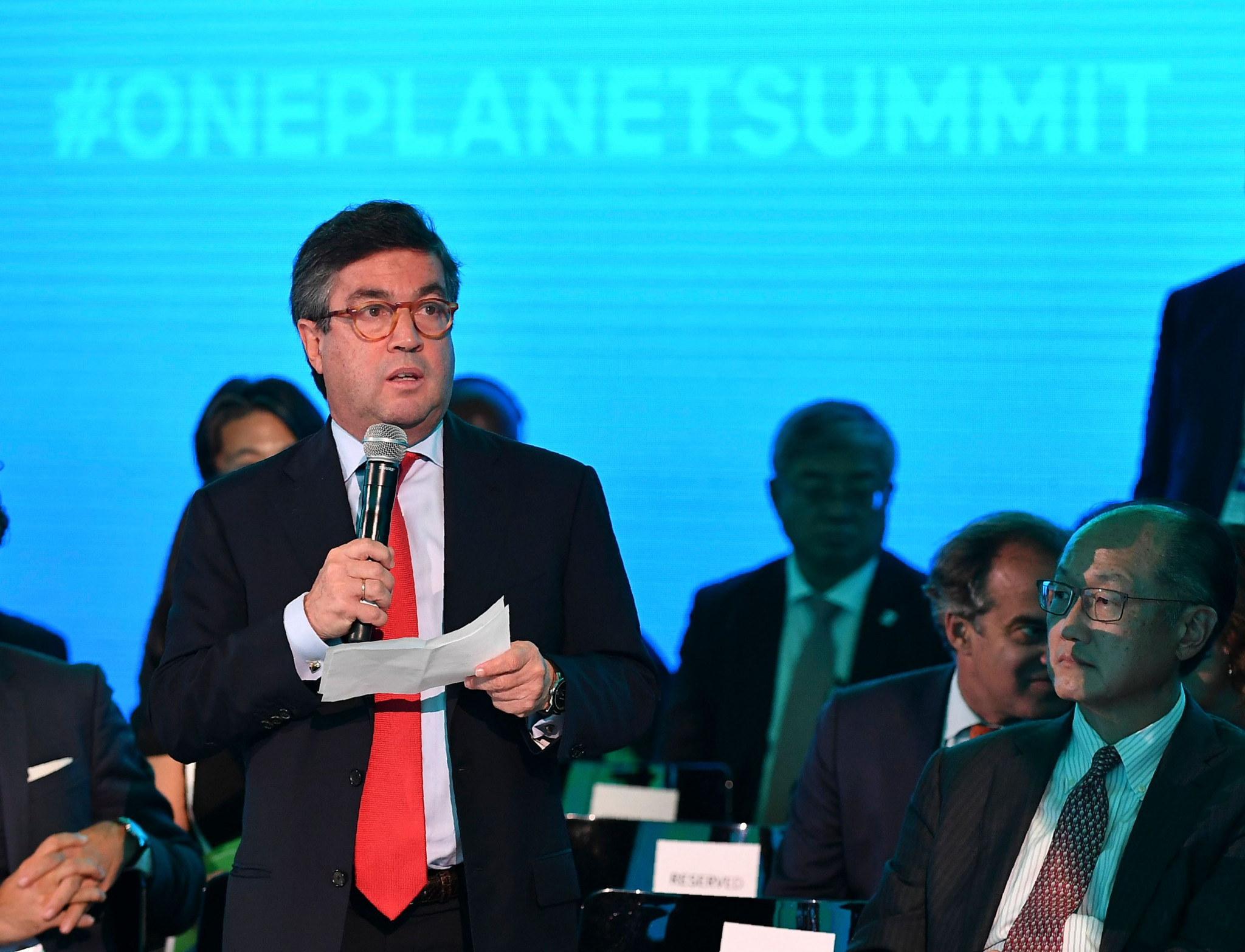 Colombia's Luis Alberto Moreno will become the International Olympic Committee's new permanent observer at the United Nations ©Getty Images