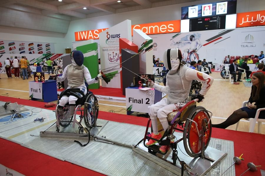 Italian city Pisa is set to host an IWAS Wheelchair Fencing World Cup this week ©Wheelchair Fencing/Twitter