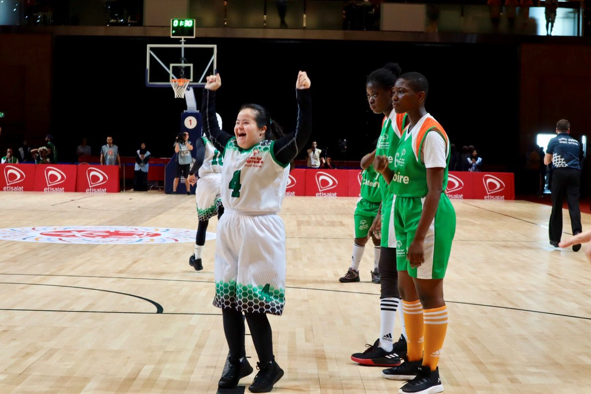 Saudi Arabia win historic women's basketball gold medal on last day of competition at Special Olympics World Summer Games