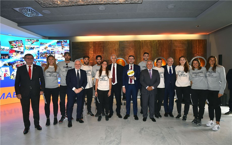 Rome has been awarded the 2021 Beach Volleyball World Championships ©FIVB