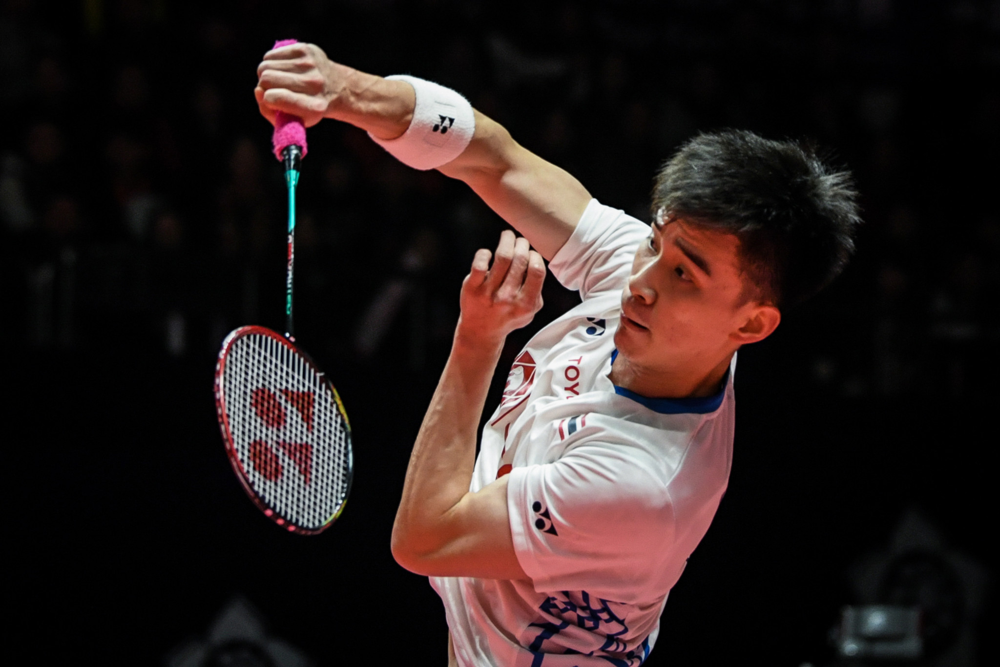 Four countries reach last eight at Badminton Asia Mixed Team Championships