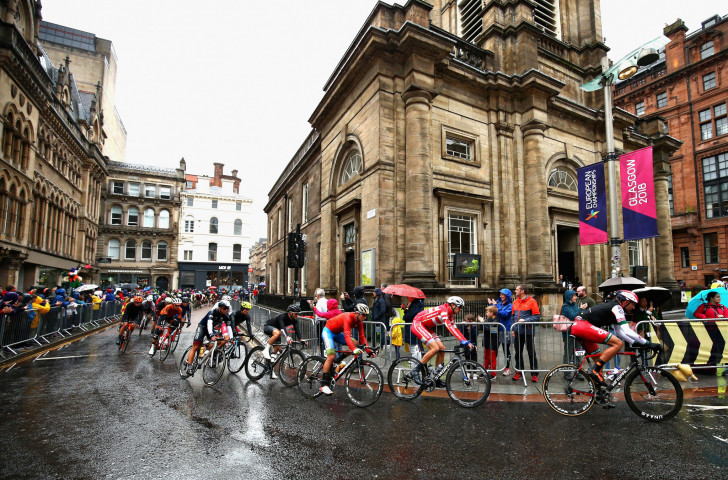 Cycling was one of six sports that held its European Championships in Glasgow last year within a new multi-sports format that looks set to be repeated in Munich in 2022 ©Getty Images