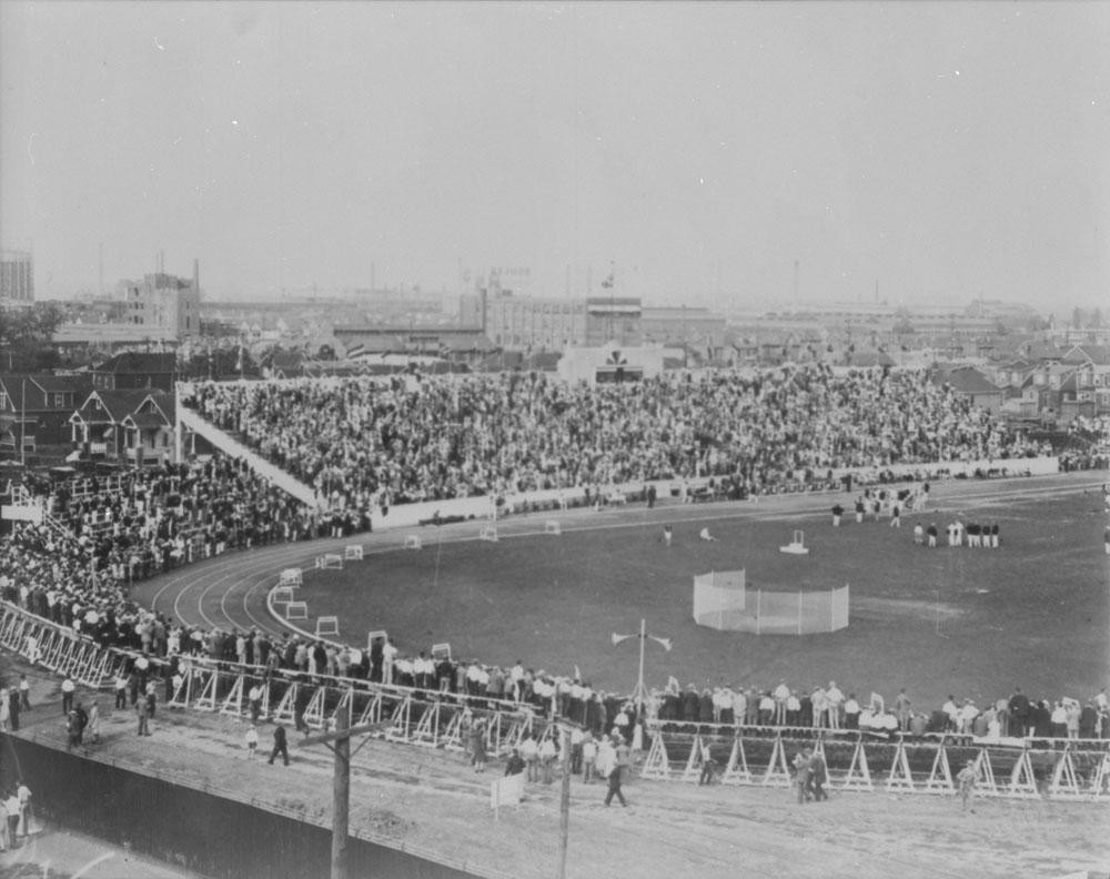 Hamilton hosted the British Empire Games when it was held for the first time in 1930 ©Getty Images