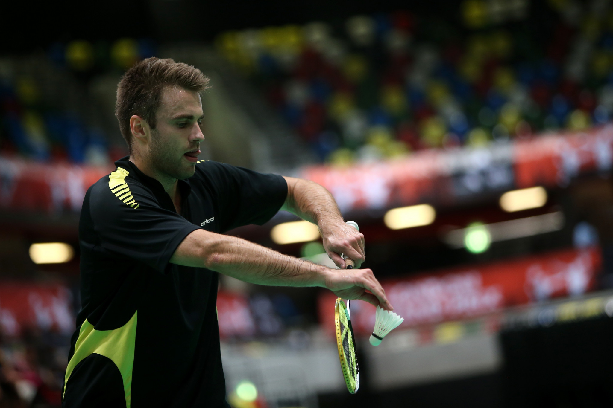 Danish badminton player Persson given 18-month ban over betting violations