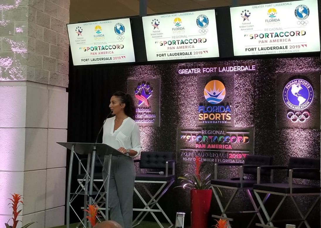Panam Sports and Fort Lauderdale to host three events including new Regional SportAccord Convention