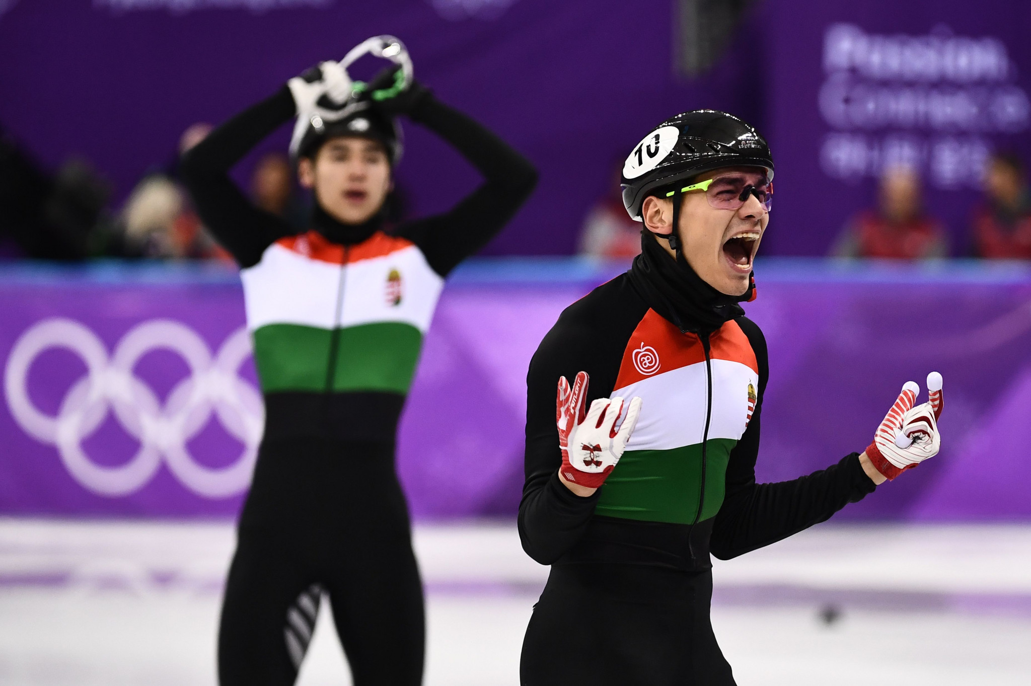 Hungary will host the 2020 European Short Track Championships ©Getty Images