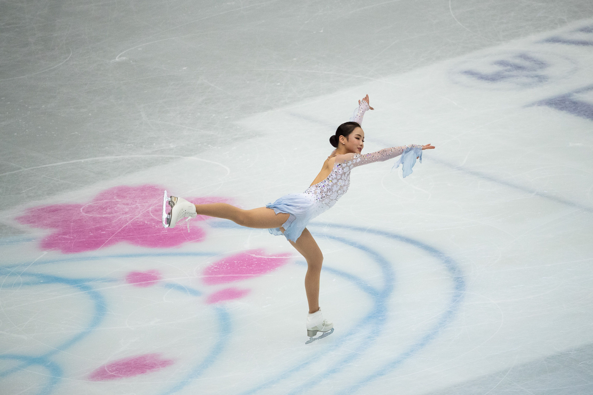 Claims were made that Lim Eun-soo was deliberately injured ©Getty Images