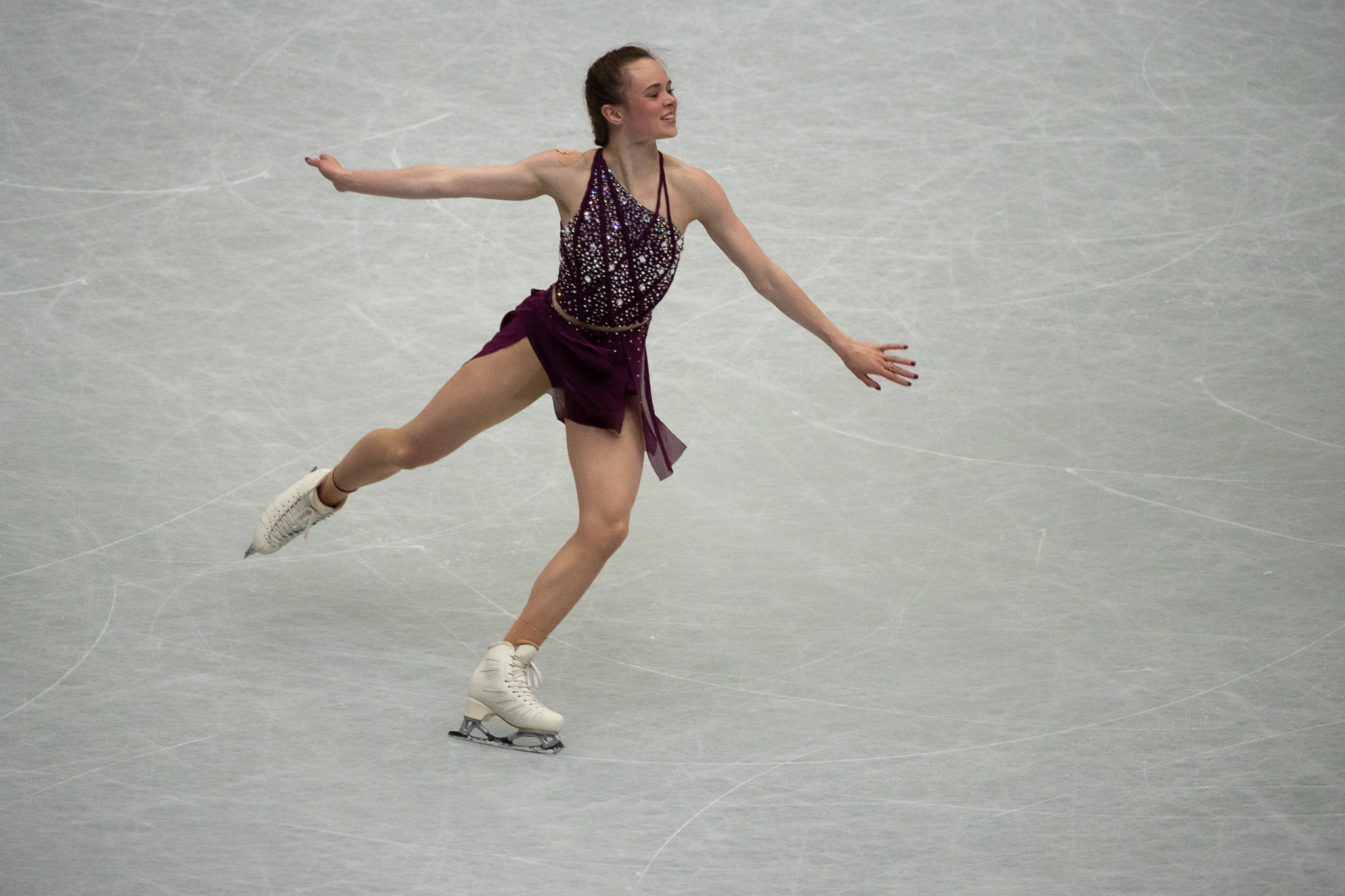 The ISU said there was currently no evidence against Mariah Bell ©Getty Images