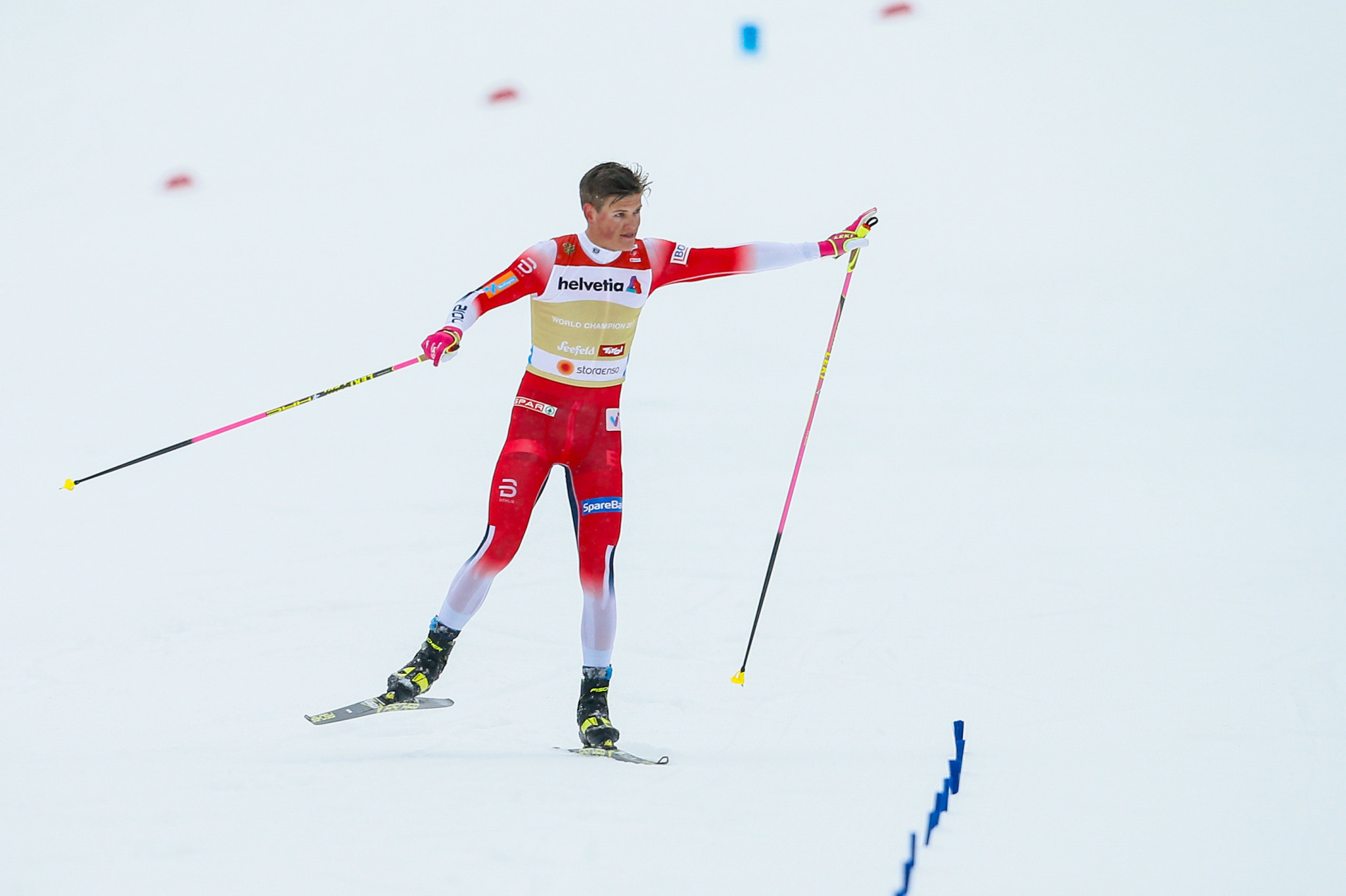 Klæbo and Østberg out to secure overall titles at FIS Cross-Country World Cup final