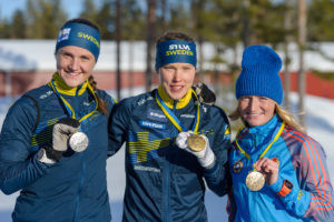 Alexandersson claims second gold medal while men's sprint title is shared at IOF World Ski Orienteering Championships