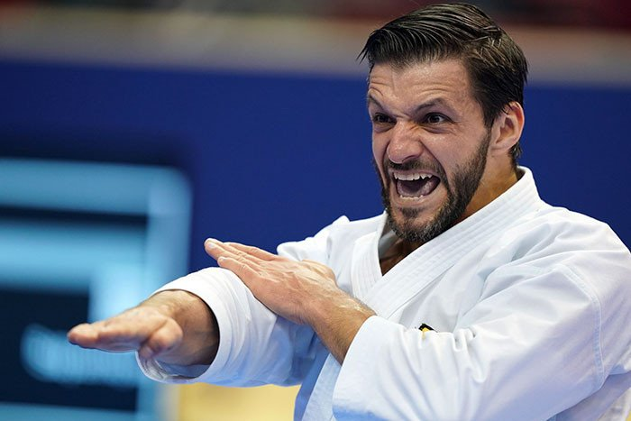 Diaz shines again at Pan American Karate Championships