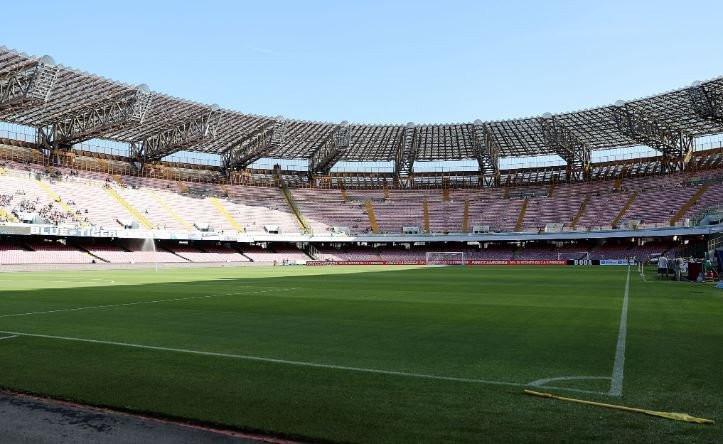 Naples 2019 Special Commissioner confirms contract awarded for San Paolo Stadium refurbishment