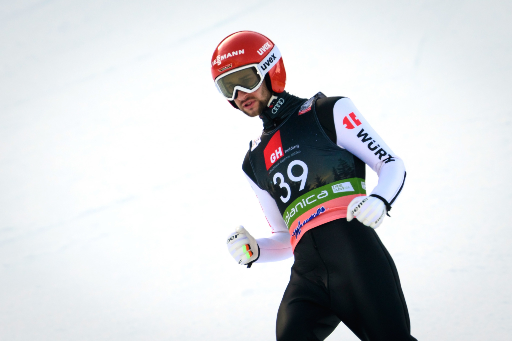 Eisenbichler wins opening event of season-ending Ski Jumping World Cup in Planica