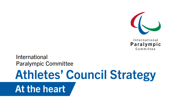 IPC Athletes' Council unveils first strategy to ensure athletes at centre of Paralympic Movement