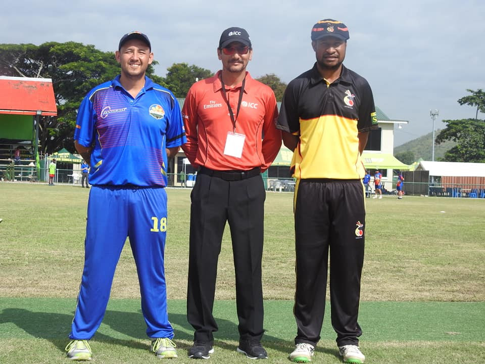 Vanuatu record first victory at ICC World Twenty20 East Asia-Pacific regional finals