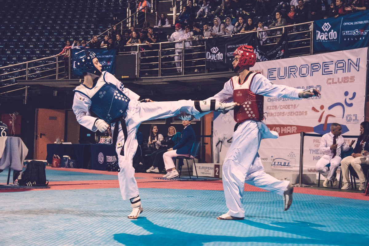 Hosts Bulgaria secure three golds on second day of World Taekwondo Europe Multi European Games