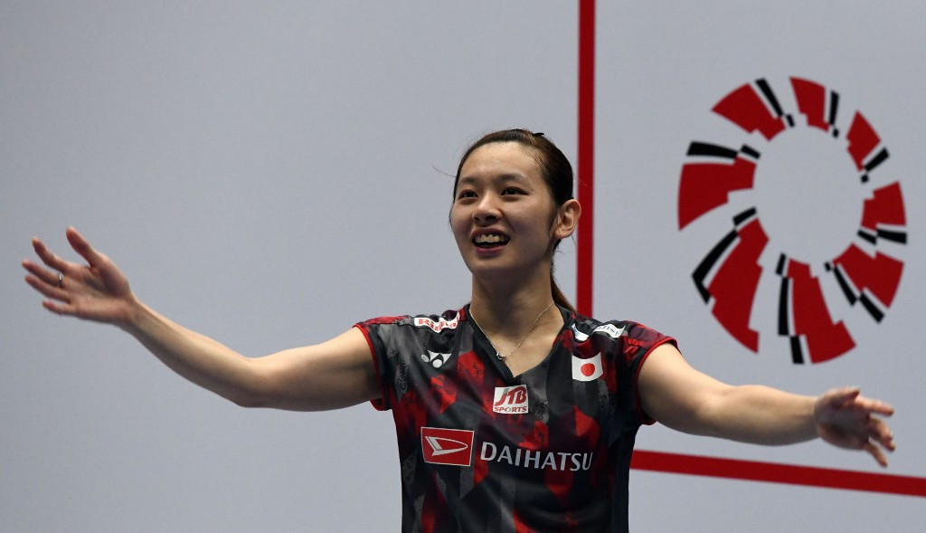 Defending champions Japan reach Badminton Asia Mixed Team Championships final