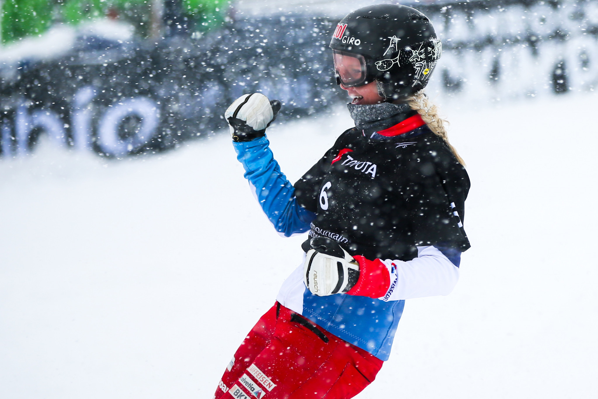 Zogg scrambles to FIS parallel slalom crystal globe with 13th-place finish in Winterberg