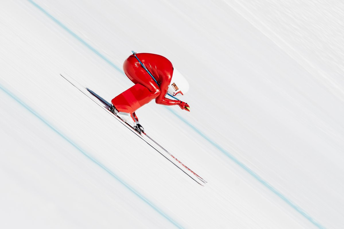 Origone wins sixth world title at FIS Speed Skiing World Championships