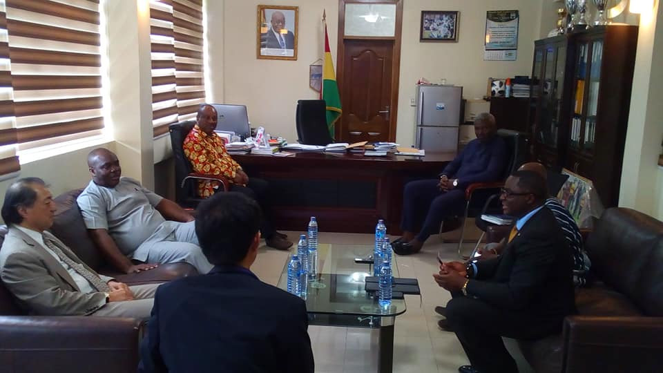 The Ghana Olympic Committee claimed it is confident of winning its first Olympic gold medal at Tokyo 2020 ©GOC