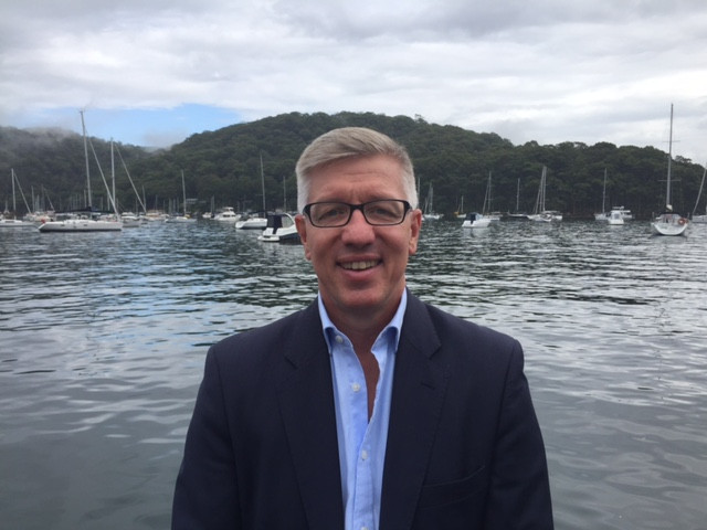 Ben Houston, current President of Commonwealth Games Australia, has been appointed chief executive of Australian Sailing ©Australian Sailing