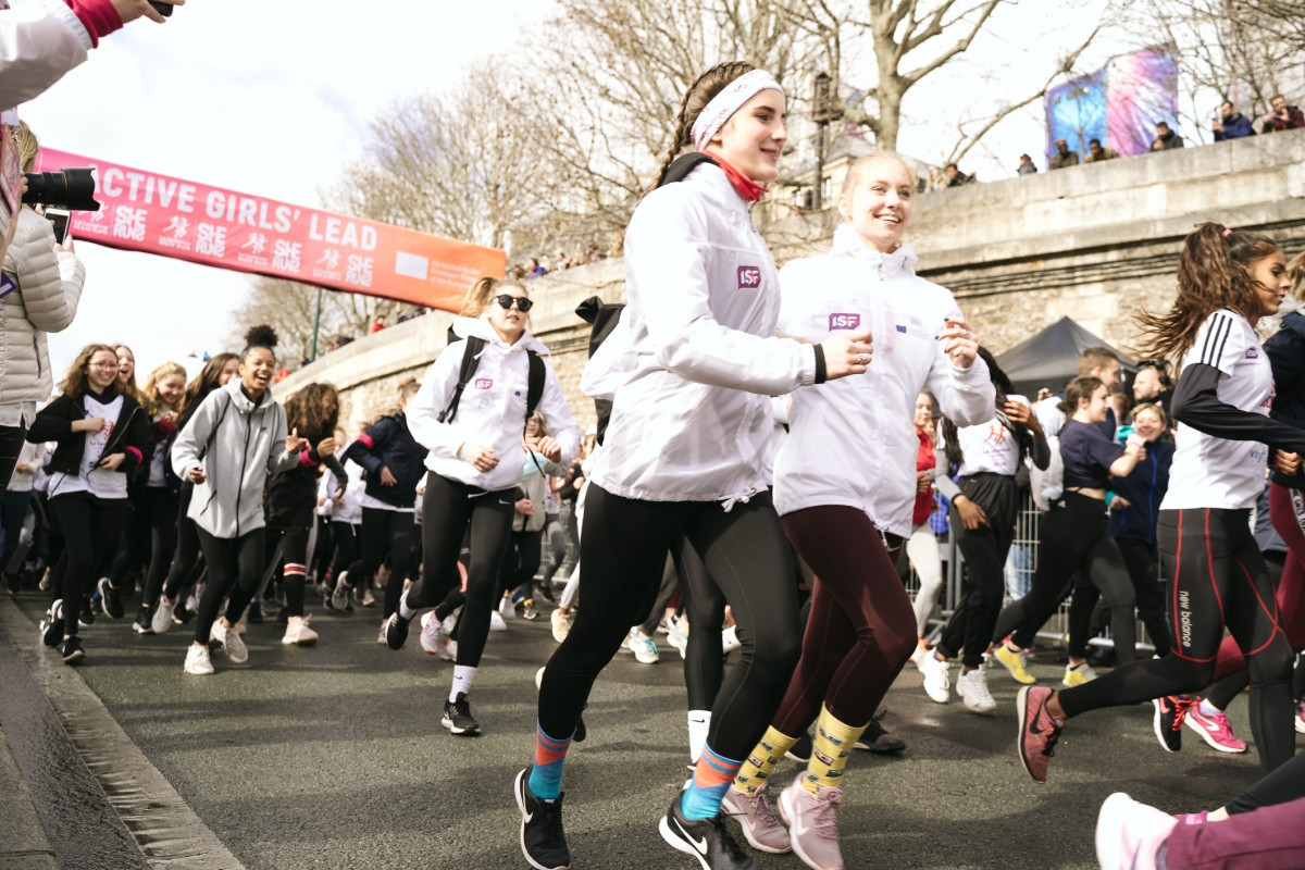 Radcliffe supports event to empower girls in Paris 2024 build-up
