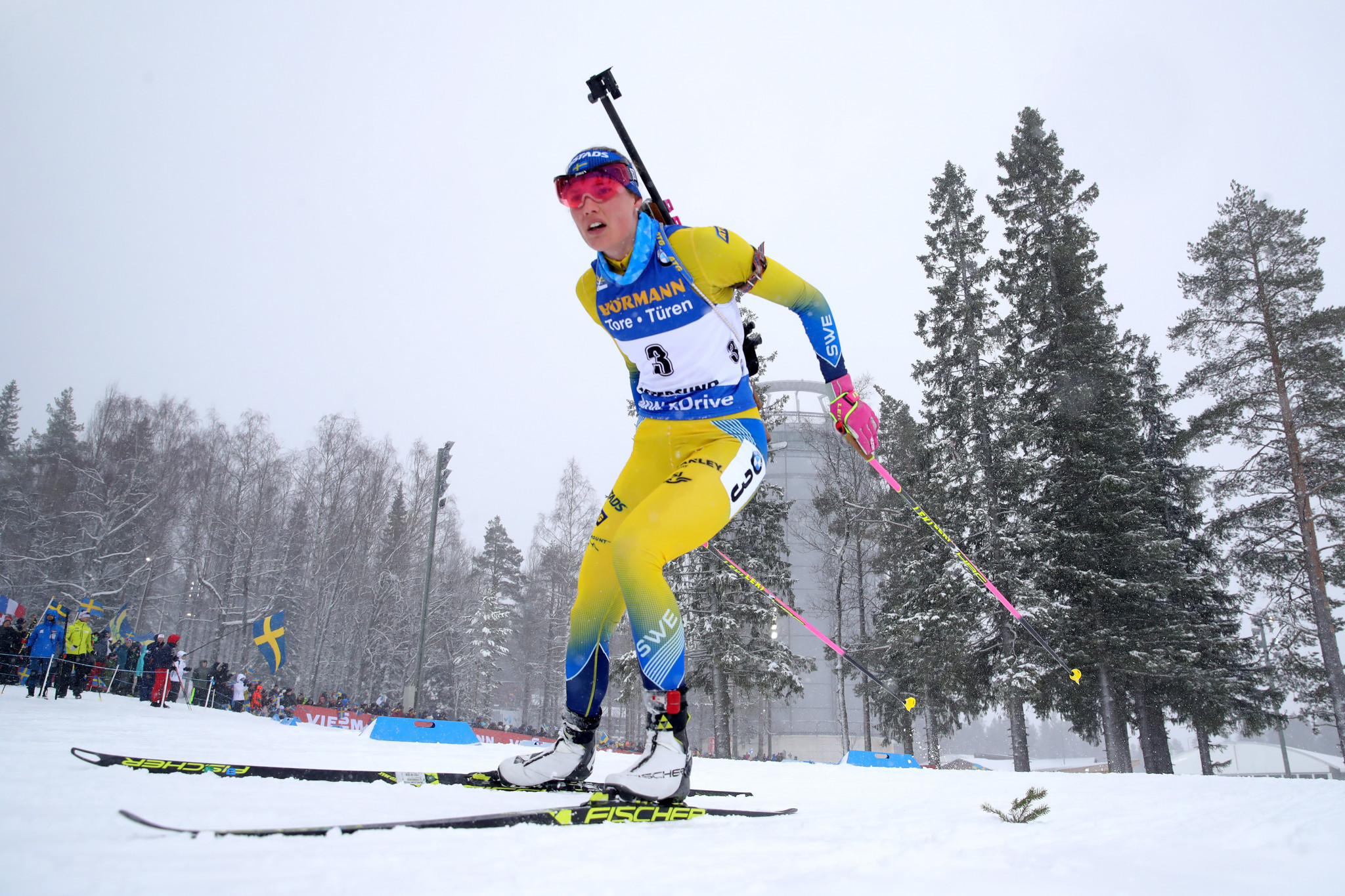 Öberg wins season ending mass start as Wierer becomes first Italian to claim overall IBU World Cup title
