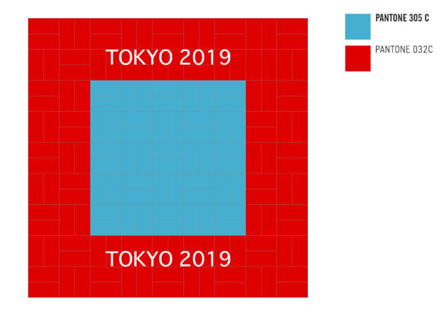 New tatami colours to be used at 2019 World Judo Championships
