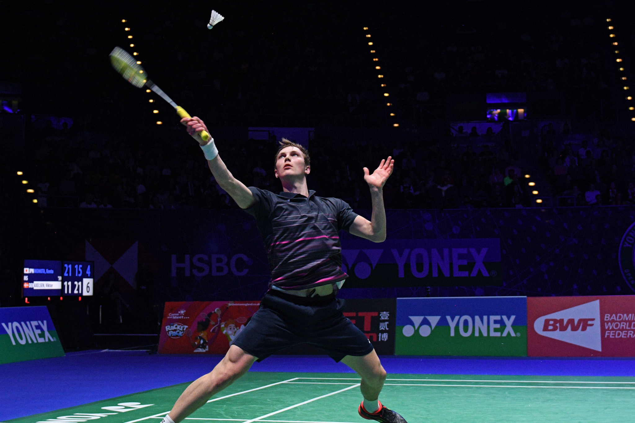 Title favourite Axelsen hoping to continue good form at BWF India Open 2019
