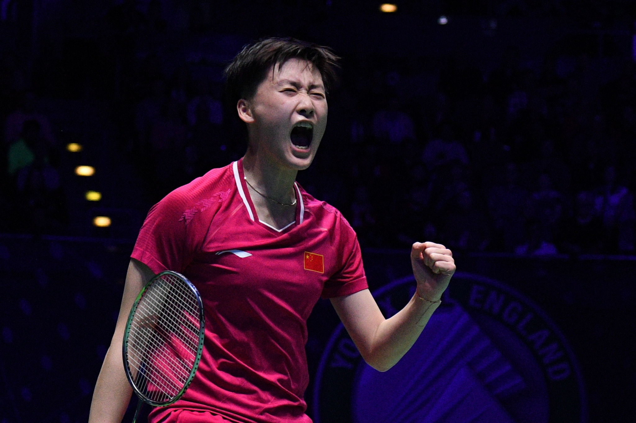 China's Chen Yufei is the favourite in the women's competition at the India Open ©Getty Images