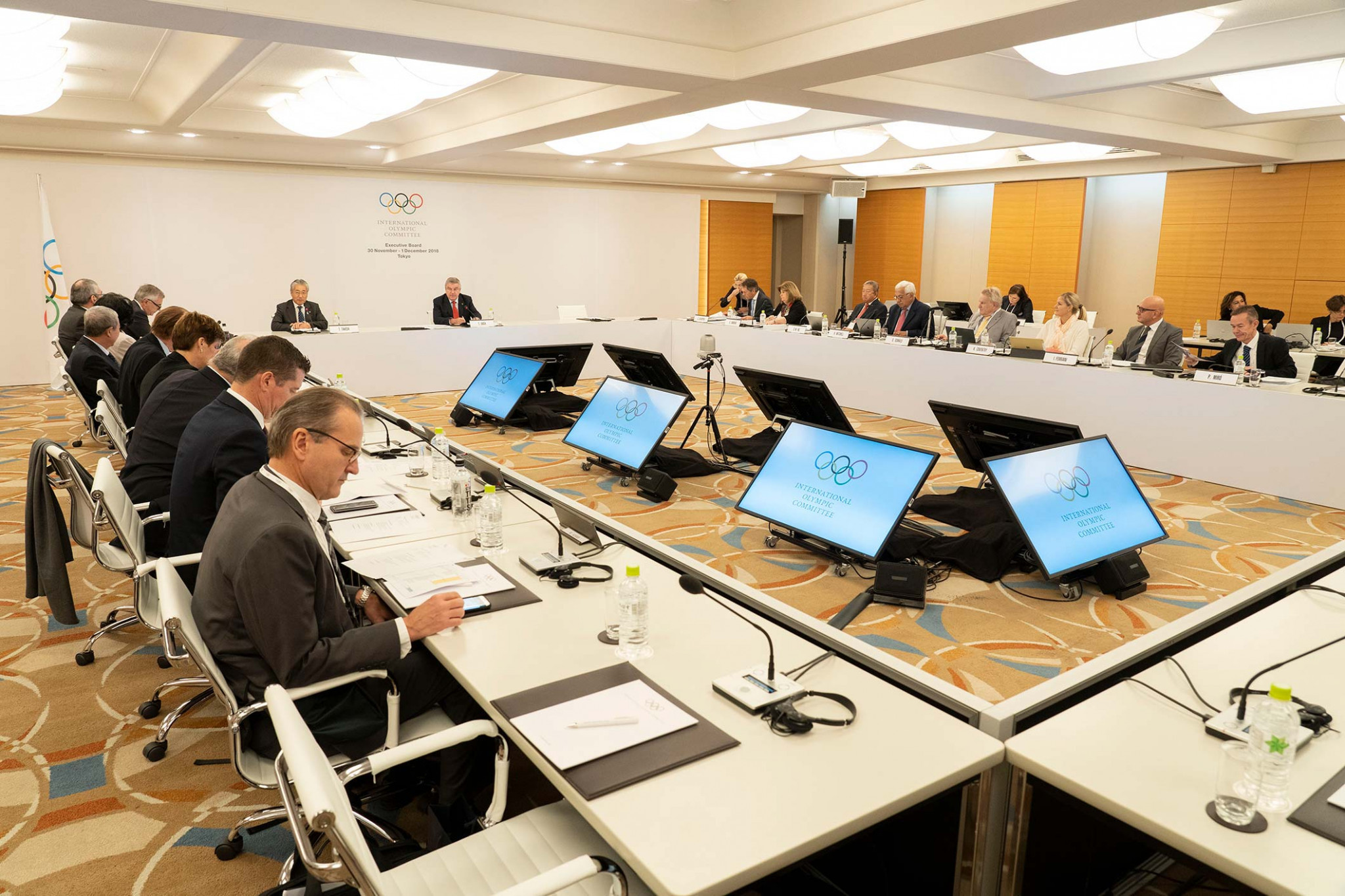 The crisis within AIBA is set to be the main talking point at the IOC Executive Board meeting this week ©IOC