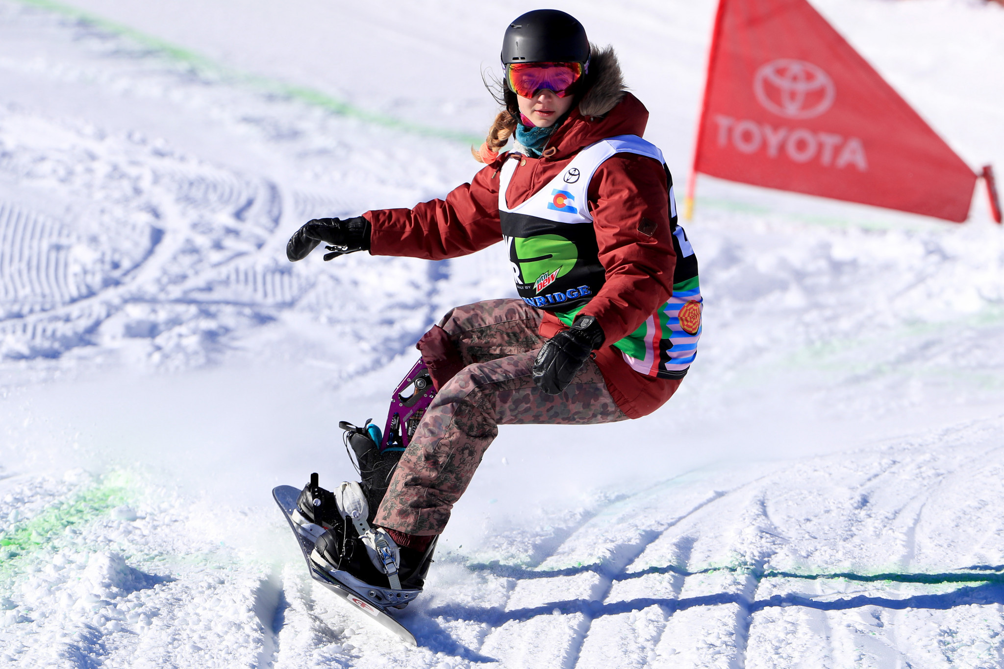New snowboard cross format and return of Montaggioni to feature at World Para Snowboard Championships