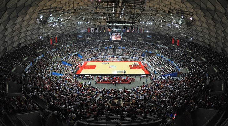 FIBA reveal bidding nations for men's and women's Olympic Qualifying Tournaments