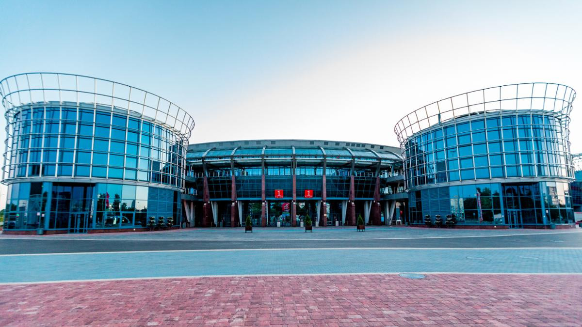 The Chizhovka Arena will host judo and karate action during the European Games this June ©Minsk 2019