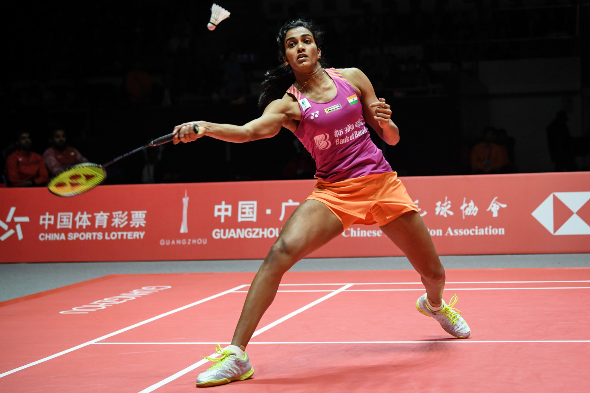India's Sindu Pusarla, now the top seed in the women's competition, begins her India Open campaign tomorrow ©Getty Images