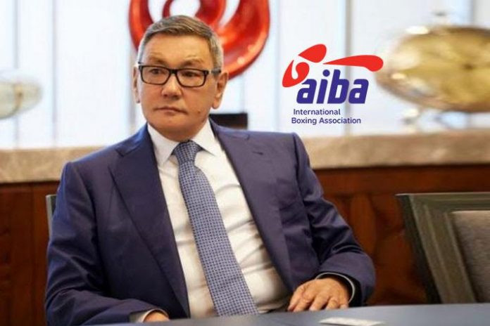 It is unclear if the decision of Gafur Rakhimov to step down as President of AIBA is a temporary or permanent one ©AIBA