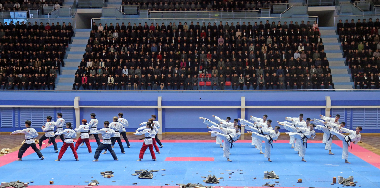One of the demonstrations will be held at the Olympic Museum in Lausanne ©World Taekwondo